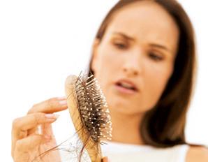 caida del cabello en mujeres